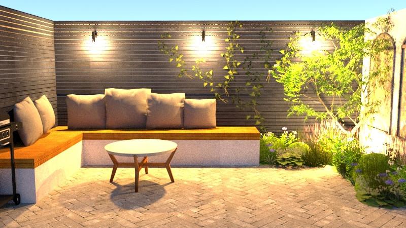 Kensal Green Garden Design
