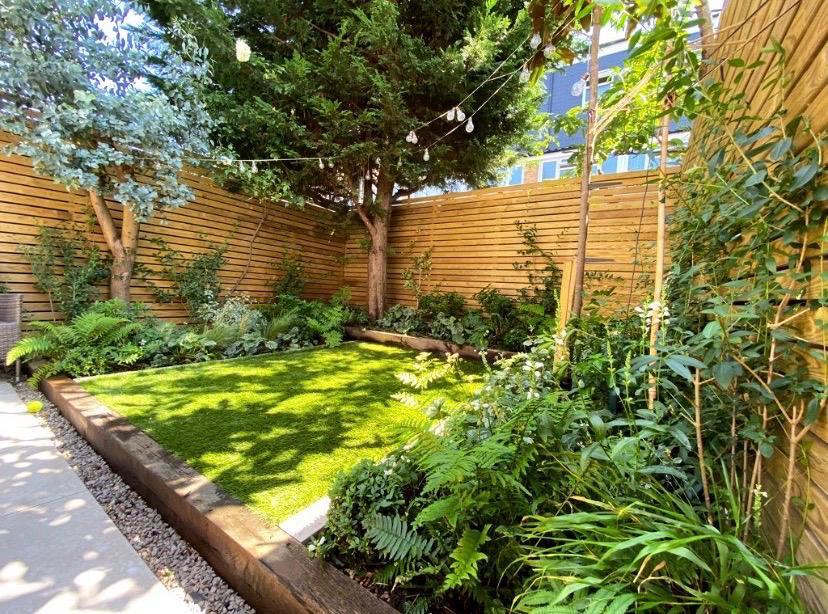Garden Design, south-west London