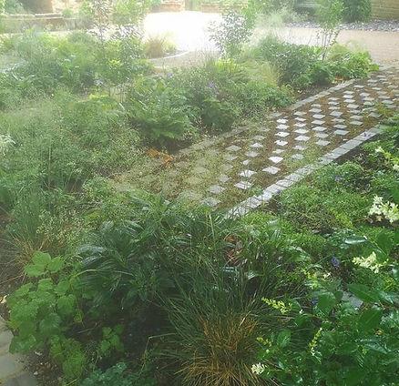 Naturalistic Garden Design