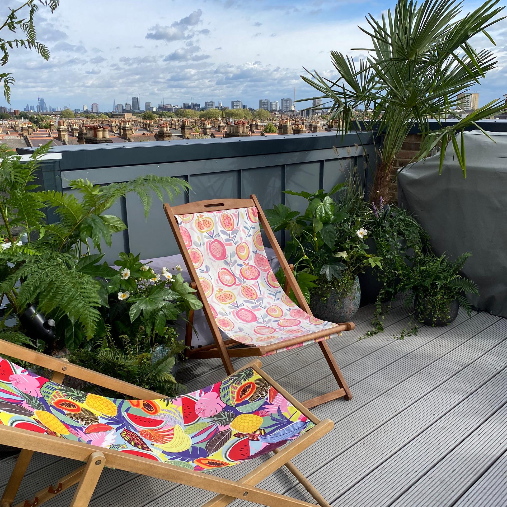 Kensal Rise Roof Terrace