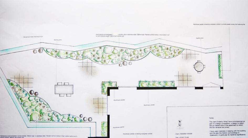 Design Competition for Barratt London