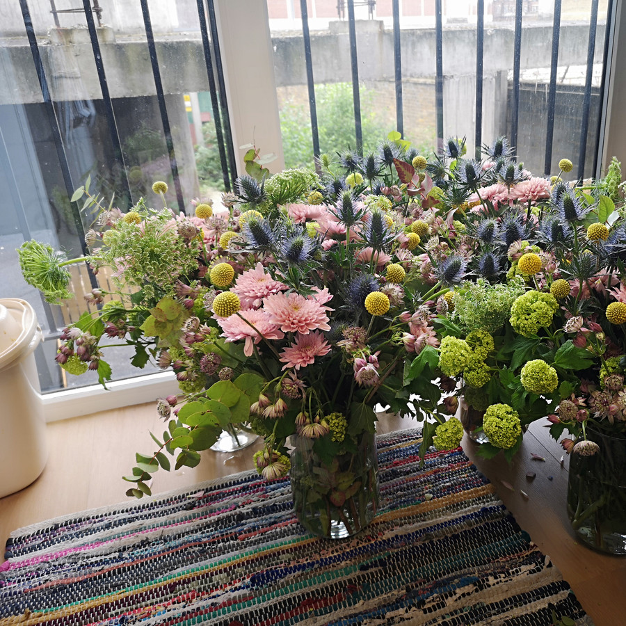 Floristry for private events