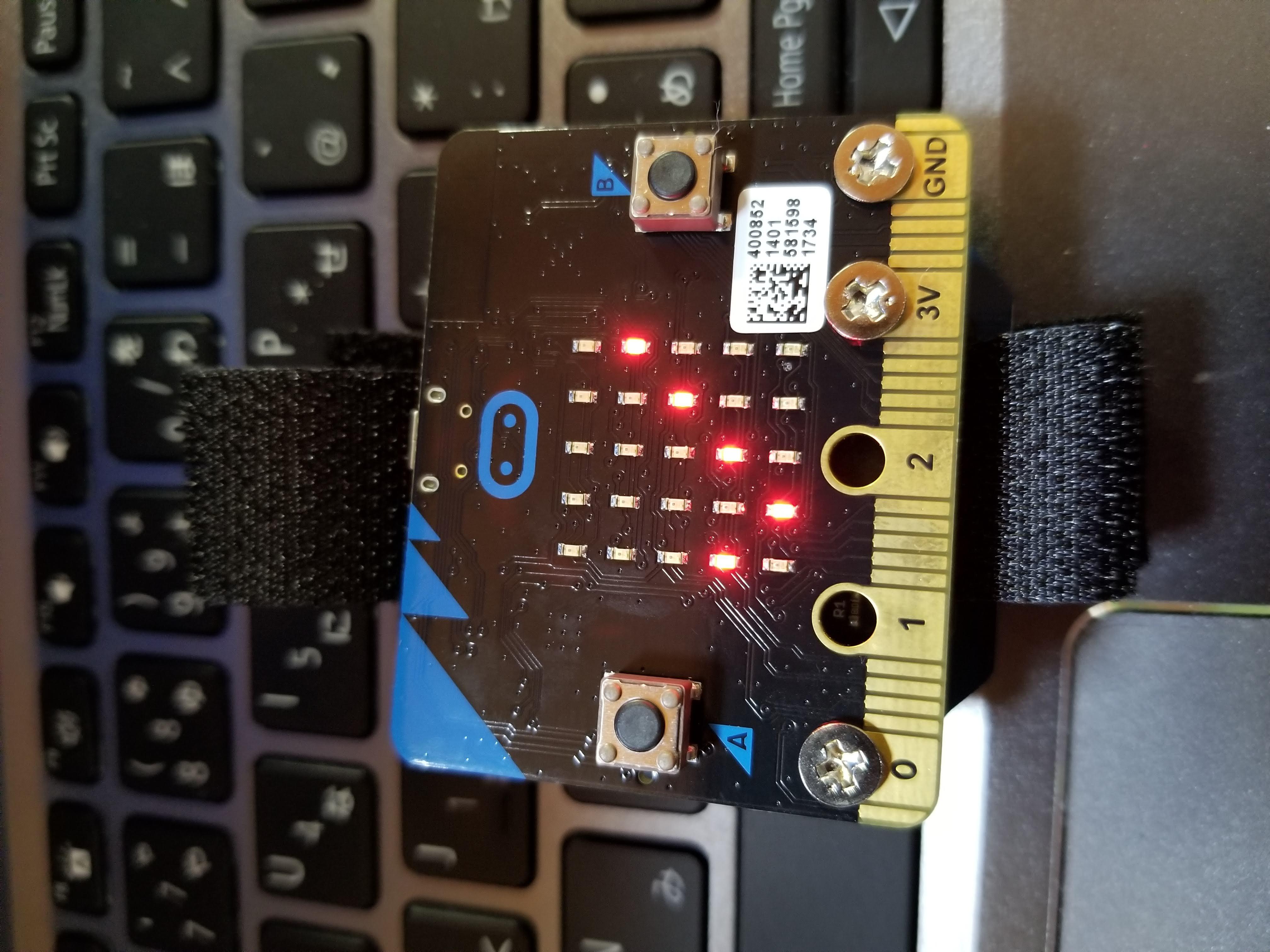 マイクロビット(micro:bit)プログラミング