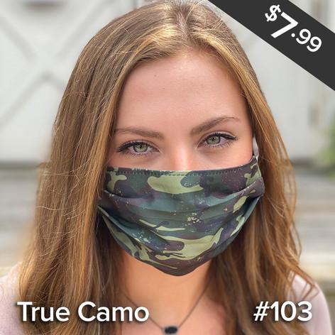 True Camo Mask