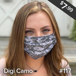 Digi Camo Mask