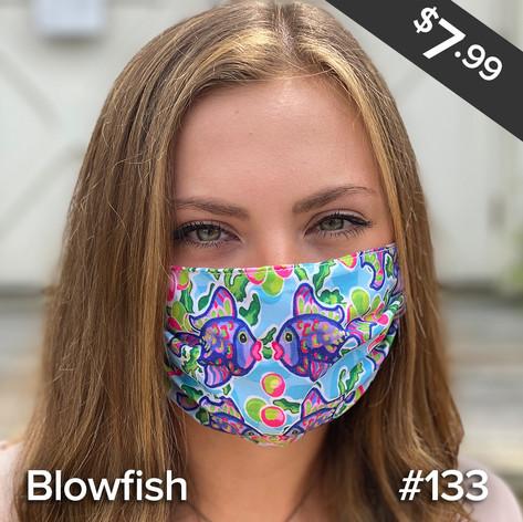 Blowfish Mask