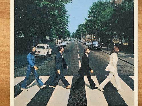 Beatles Coaster