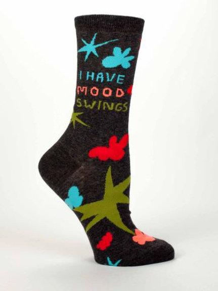 Mood Swings Sock