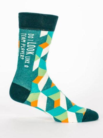 Team Player Men's Sock