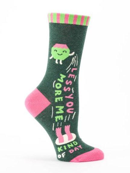 Less You More Me Sock