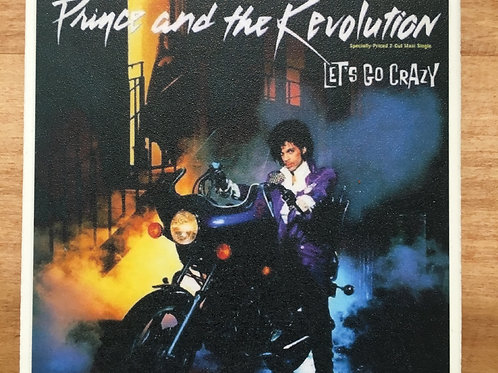 Prince and the Revolution Coaster