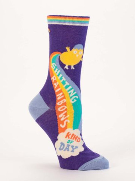 Rainbows Sock