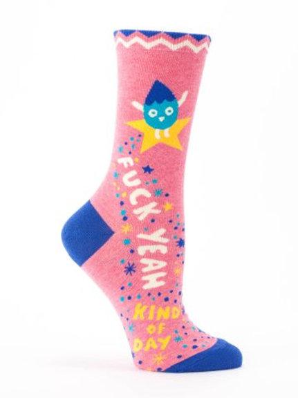 F Yeah Sock