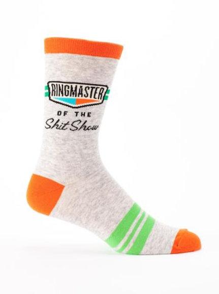 Ringmaster Men's Sock