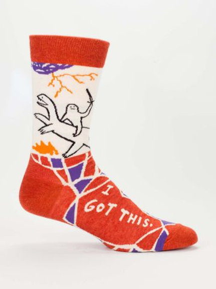 I Got This Men's Sock