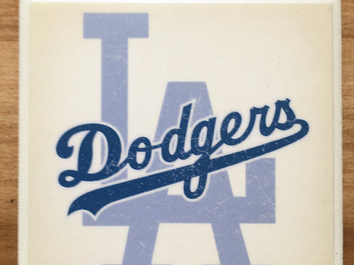 Dodgers Coaster