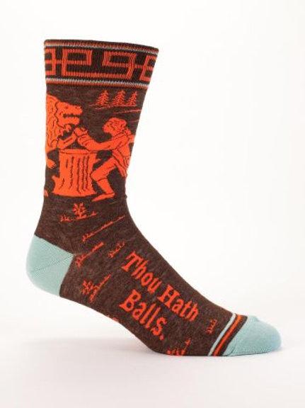 Thou Hath Men's Sock