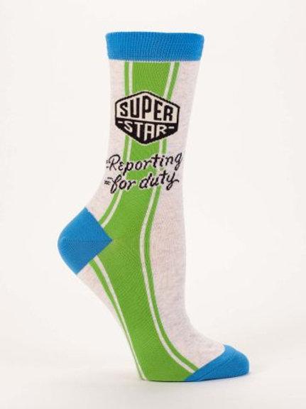 Superstar Sock