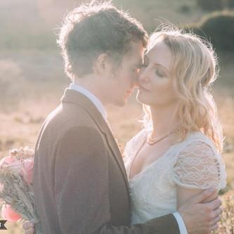 Jenny & Dylan | Handfasting Ceremony | Birling Manor