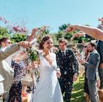 Liz & Luc   Wedding Ceremony