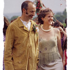 Grace & Ian   Wedding Ceremony   Boat House Farm
