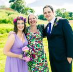 Susie & Tom   DIY Wedding Ceremony   Court Gardens Farm, Sussex