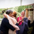 Alex & Vin   Garden Wedding   East Grinstead, Sussex
