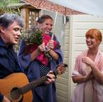 Alex & Vin | Garden Wedding | East Grinstead, Sussex