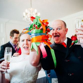 Charlie & Barney | Handfasting Ceremony | Oxon Hoath, Sussex