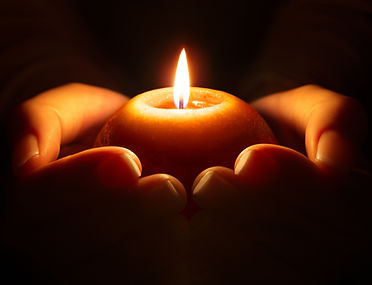 prayer - candle in hands .jpg