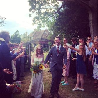 Charlotte & Craig | Forest Wedding | Shovelstrode Forest Gardens, Sussex