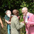 Tim & Karl | Garden Wedding | Sussex