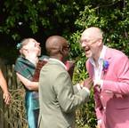 Tim & Karl   Garden Wedding   Sussex