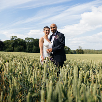 Lucy & Shin | DIY Wedding | Ditchling, Sussex