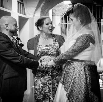 Anastasia & Dom | Wedding Ceremony | Brighton Town Hall