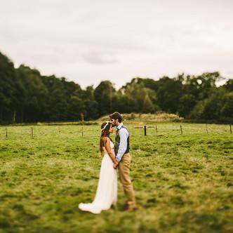 Holly & Simon | DIY Wedding | Sussex