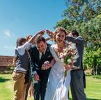 Liz & Luc   Wedding Ceremony   The Secret Barn, Sussex