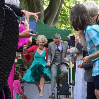 Tanya & Matt | DIY Wedding | Palm Court Pavilion, Worthing