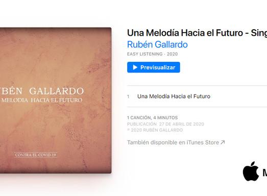 Una Melodía, ¡ya disponible!