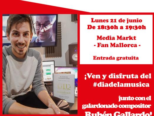 Concierto Media Markt Fan Mallorca