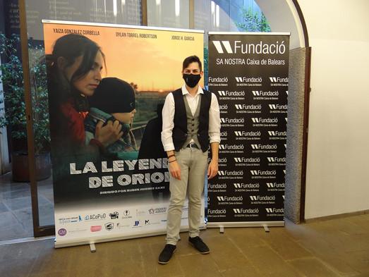 Éxito en la presentación de la Banda Sonora de La Leyenda de Oriol