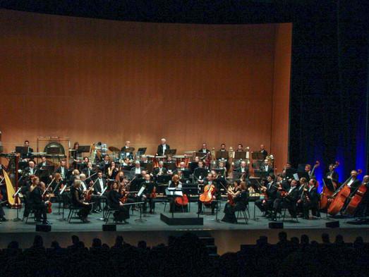 Concierto de Bandas Sonoras de la OSIB