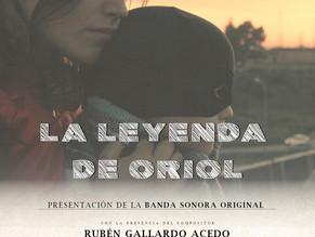 Presentación Banda Sonora La Leyenda de Oriol