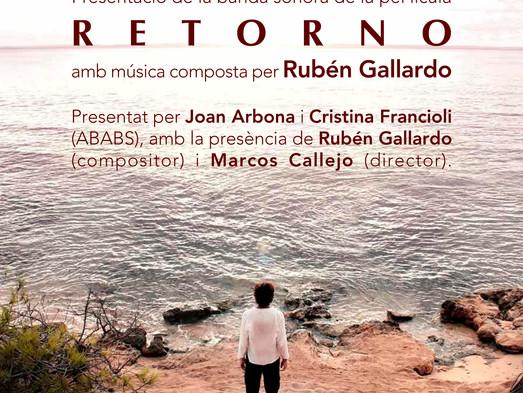 Retransmisión de la Presentación de la Banda Sonora Original Retorno