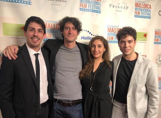 Clausura del Evolution Films Festival 2019