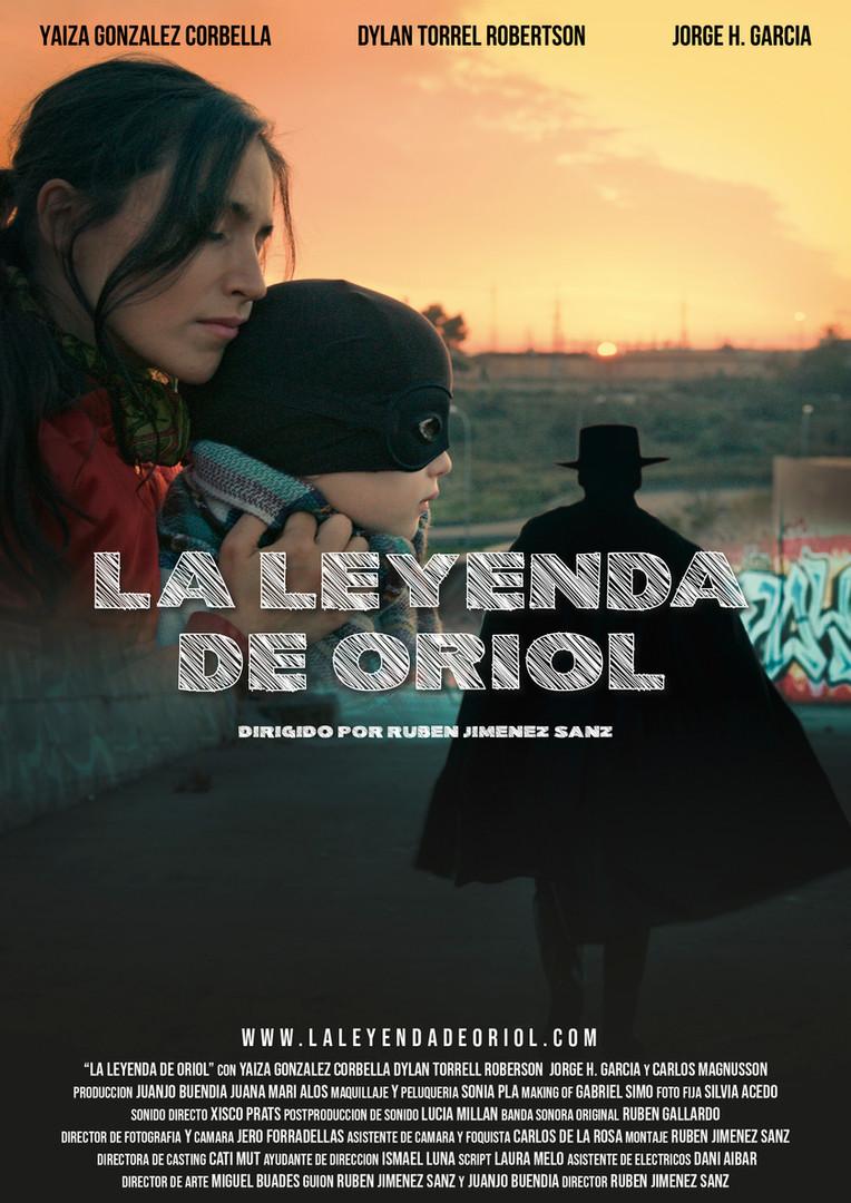 La Leyenda de Oriol (2020)