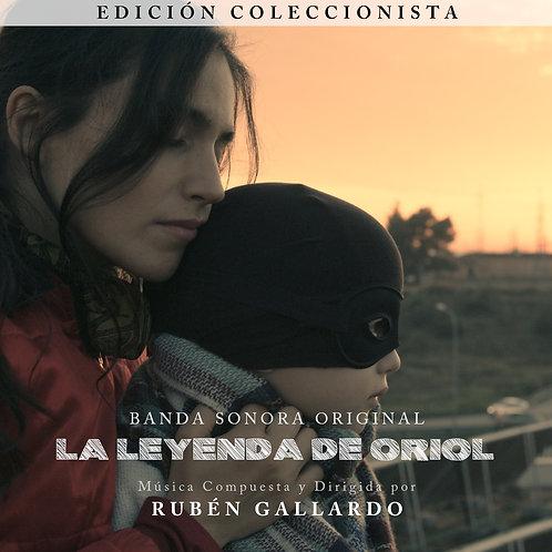 La Leyenda de Oriol - Original Motion Picture Soundtrack