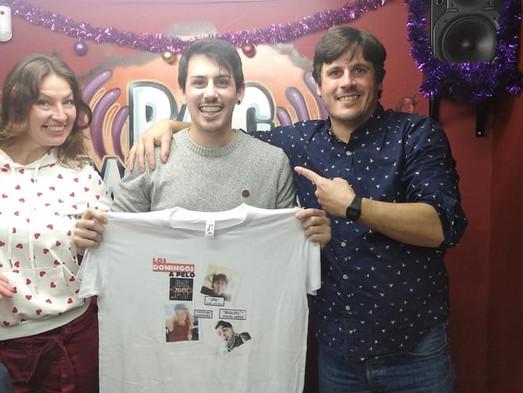 Los Domingos a Pelo - Entrevista
