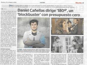 Entrevista Daniel Cañellas