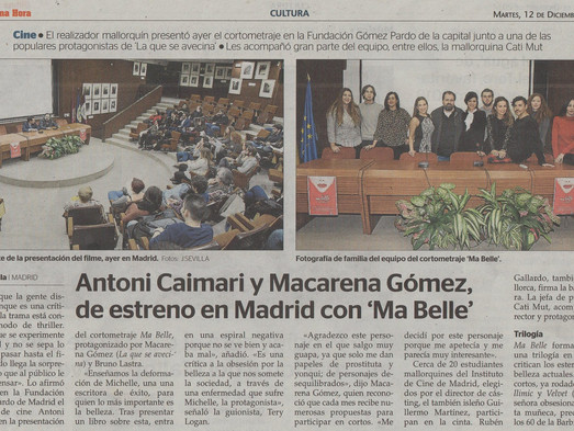 MaBelle, en Madrid